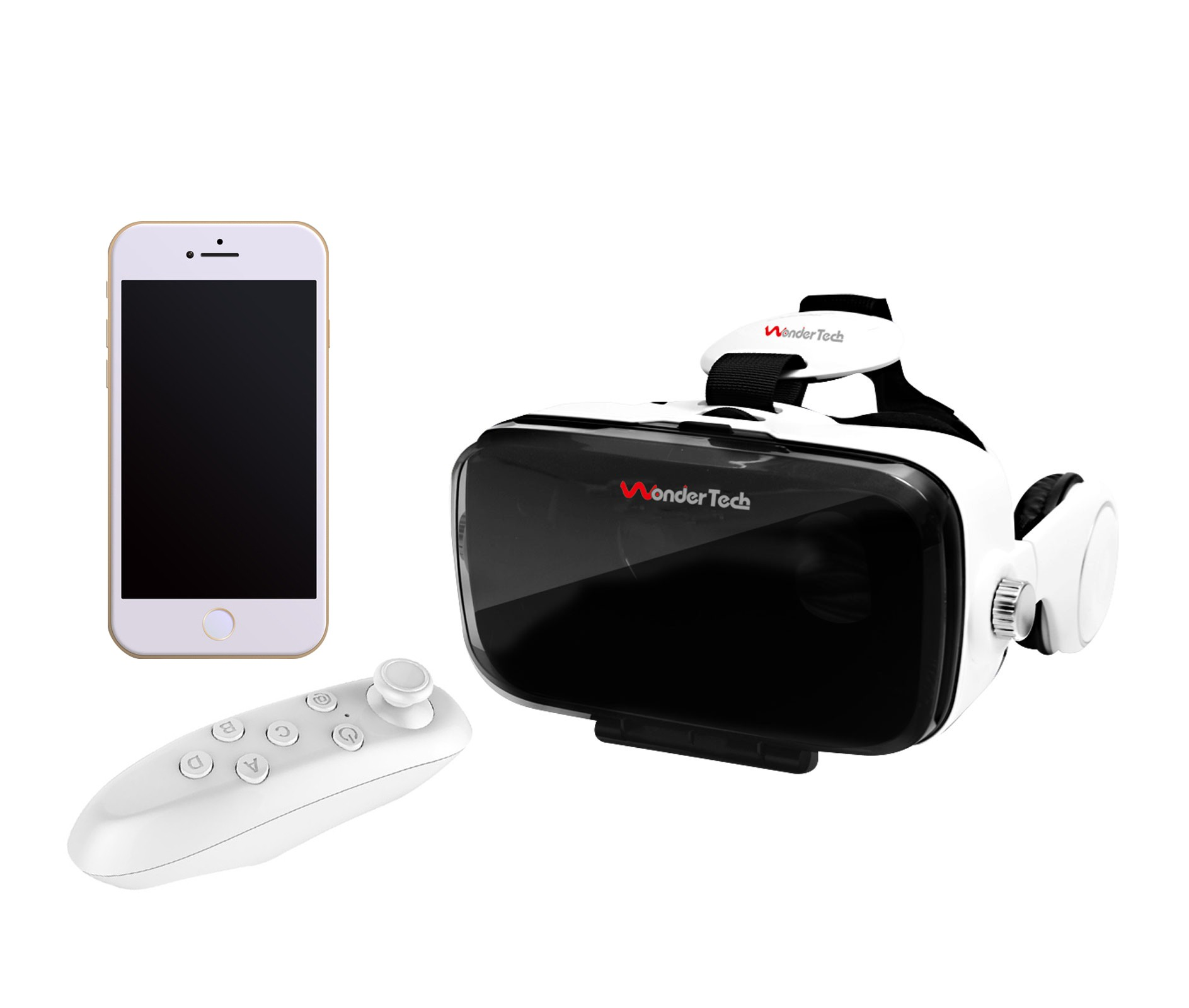 Play W408VR with IOS