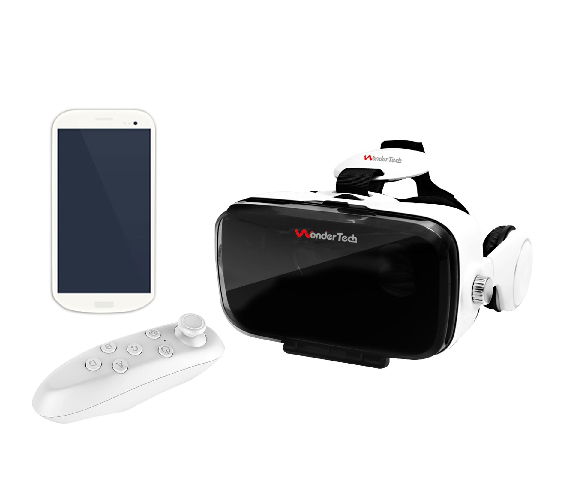 Play W408VR with Android phone